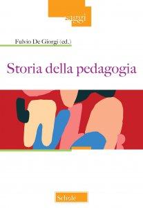 Copertina di 'Storia della pedagogia'