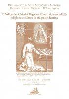 L'Ordine dei Chierici Regolari Minori (Caracciolini): religione e cultura in età postridentina