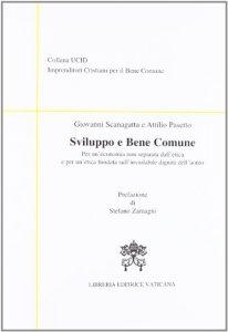 Copertina di 'Sviluppo e bene comune'