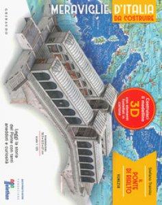 Copertina di 'Il ponte di Rialto. Meraviglie d'Italia da costruire (distribuito solo in edicola). Ediz. illustrata. Con gadget'
