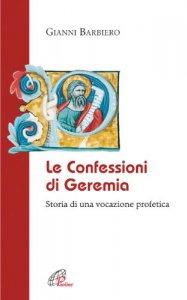 Copertina di 'Le confessioni di Geremia'