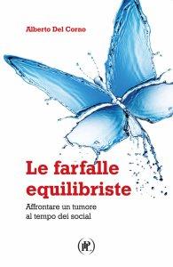Copertina di 'Le farfalle equilibriste'