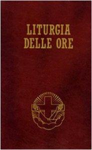 Copertina di 'Liturgia delle ore secondo il rito romano e il calendario serafico [vol_4]'