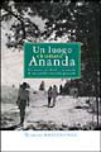Copertina di 'Un luogo chiamato Ananda'