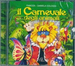 Copertina di 'Il carnevale degli animali'