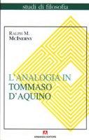L'analogia in Tommaso d'Aquino - Ralph M. Mcinerny