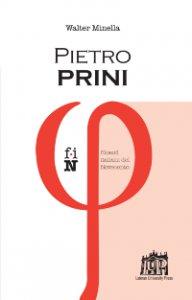 Copertina di 'Pietro Prini'