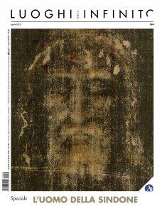 Copertina di 'Luoghi dell'Infinito n.194 aprile 2015'