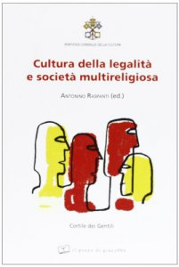 Copertina di 'Cultura della legalità e società multireligiosa'