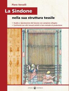 Copertina di 'La Sindone nella sua struttura tessile'