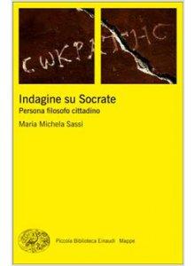 Copertina di 'Indagine su Socrate'