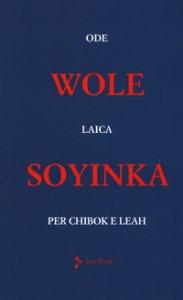 Copertina di 'Ode laica per Chibok e Leah'
