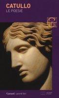 Le poesie. Testo latino a fronte - Catullo Gaio Valerio