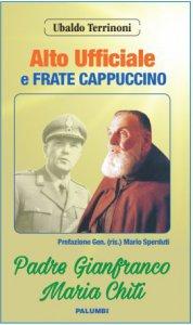 Copertina di 'Da alto ufficiale a frate cappuccino'