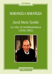 Copertina di 'David Maria Turoldo'