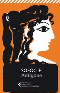 Copertina di 'Antigone'