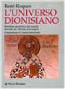 Copertina di 'L'universo dionisiano. Struttura gerarchica del mondo secondo ps. Dionigi Areopagita'