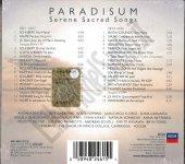 Immagine di 'Paradisum. Le più belle arie sacre. Doppio CD'