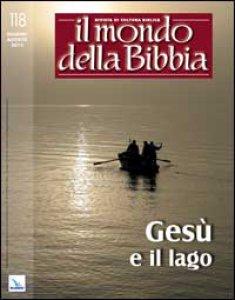 Copertina di 'Gesù e il lago'