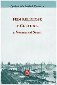 Copertina di 'Fedi religiose e culture'