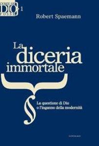 Copertina di 'La diceria immortale'