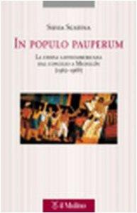 Copertina di 'In populo pauperum. La Chiesa latinoamericana dal Concilio a Medellín (1962-1968)'