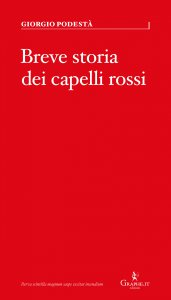 Copertina di 'Breve storia dei capelli rossi'