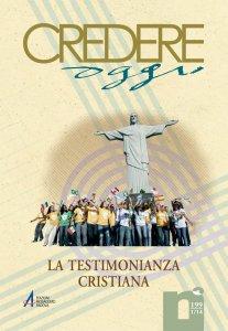 Copertina di 'Testimonianza cristiana e libertà'