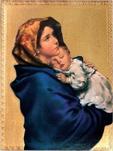 Copertina di 'Tavola Madonna del Ferruzzi stampa su legno - 28 x 21 cm'
