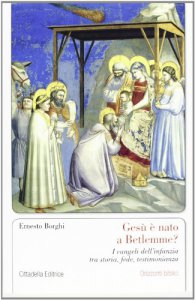 Copertina di 'Gesù è nato a Betlemme?'