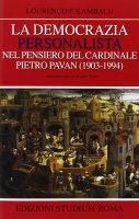 La democrazia personalista nel pensiero del cardinale Pietro Pavan (1903-1994) - Kambalu Lourenço F.
