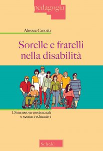 Copertina di 'Sorelle e fratelli nella disabilità'