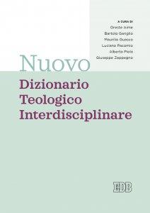 Copertina di 'Nuovo Dizionario Teologico Interdisciplinare'