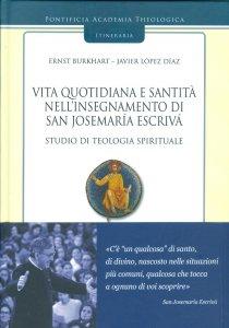 Copertina di 'Vita quotidiana e santità nell'insegnamento di san Josemaria Escrivà, vol. 3'