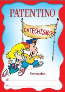 Copertina di 'Patentino per il catechismo'
