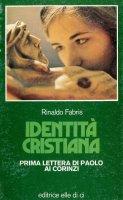 Identità cristiana - Rinaldo Fabris