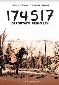 Copertina di '174517. Deportato: Primo Levi'