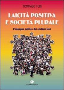 Copertina di 'Laicità positiva e società plurale'