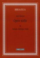 Opere scelte vol.3 - Italo Mancini