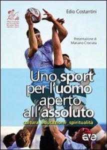Copertina di 'Uno sport per l'uomo aperto all'assoluto'
