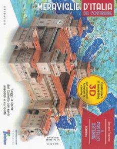 Copertina di 'Il castello estense. Meraviglie d'Italia da costruire (distribuito solo in edicola). Ediz. a colori. Con gadget'