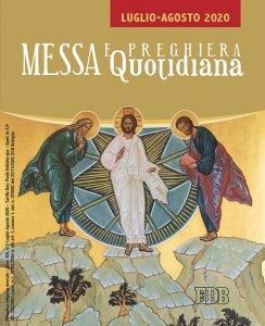 Copertina di 'Messa e preghiera quotidiana. Luglio-Agosto 2020'