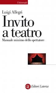Copertina di 'Invito a teatro'