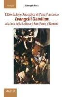 L'esortazione Apostolica di Papa Francesco Evangelii Gaudium alla luce della Lettera di San Paolo ai Romani - Giuseppe Fera