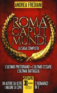 Copertina di 'Roma caput mundi'
