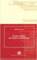 Profilo storico del diritto sudafricano - Cozzo Alberto