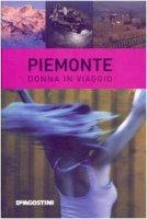 Piemonte. Donna in viaggio