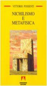 Copertina di 'Nichilismo e metafisica'