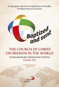 Copertina di 'Baptized and sent: the Church of Christ on mission in the world'
