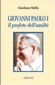 Copertina di 'Papa Luciani. Il profeta dell'umiltà'